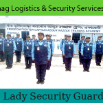 Lady Security-Guard