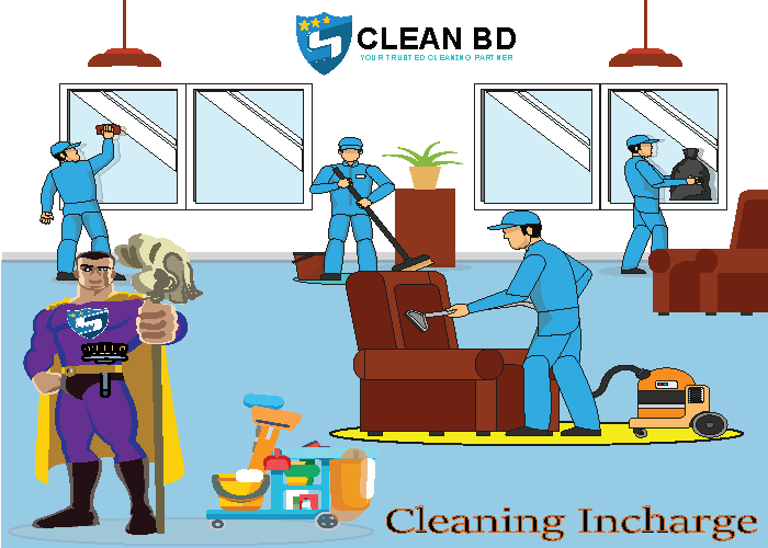 Cleaning In-charge