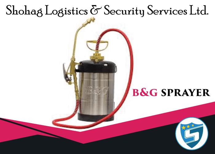 B&G Sprayer, Sprayer, Pest control sprayer, Pest Control Service, Cleaning Service,