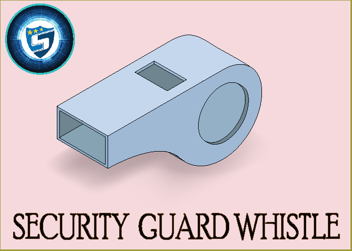 Security Guard Whistle