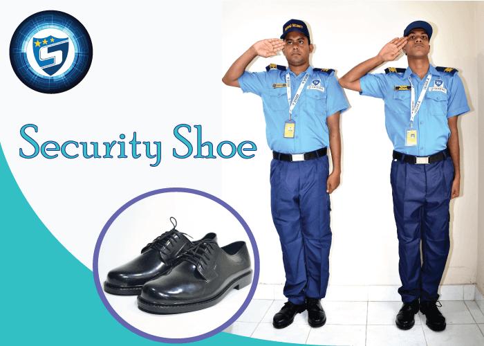 Security Guard Shoe