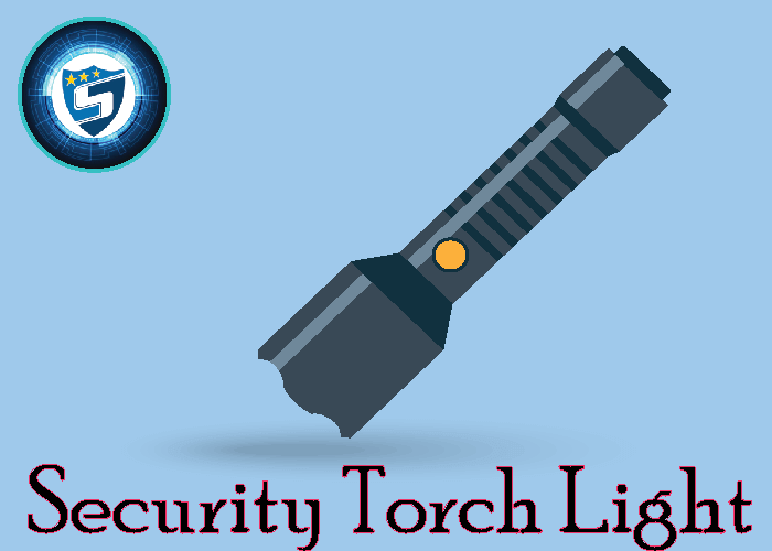 Security Torch Light