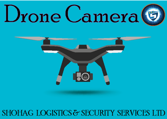 Drones for security purposes